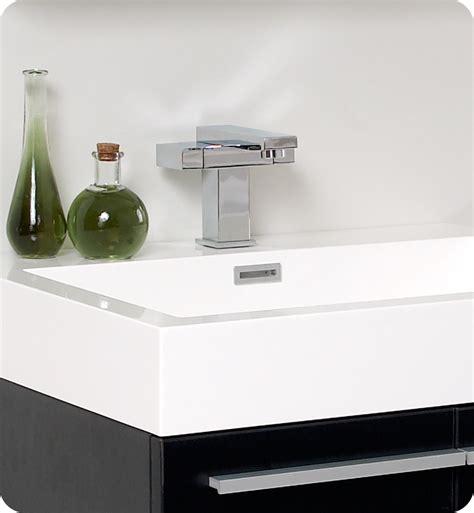 23 Inch Bathroom Vanity Fresca 23 Inch Black Modern Bathroom Vanity