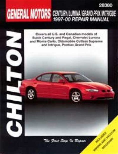chilton car manuals free download 2004 buick park avenue transmission control gm repair manual 1998 olds intrigue freebuilders