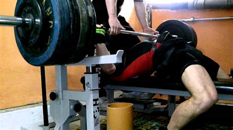 world record bench press kg bench press 260kg 74 kg youtube