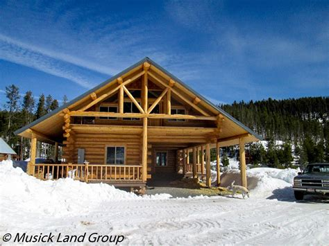 log cabin located in dixie idaho mountain and ski properties