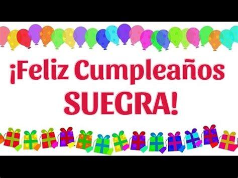 imagenes de cumpleaños suegra felicitaciones de cumplea 241 os suegra frases de una nuera