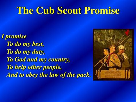 Ppt Cub Scout Pack Xxx School Night For Scouting Powerpoint Presentation Id 1718022 Cub Scout Powerpoint Template