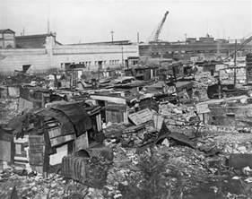 Lovely Art America #3: Great-depression-hooverville-in-lower-everett.jpg