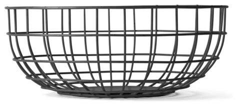modern fruit basket furniture design iroonie com menu norm wire bowl black modern fruit bowls and