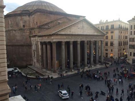 best suites pantheon view from jr suite billede af best suites pantheon rom