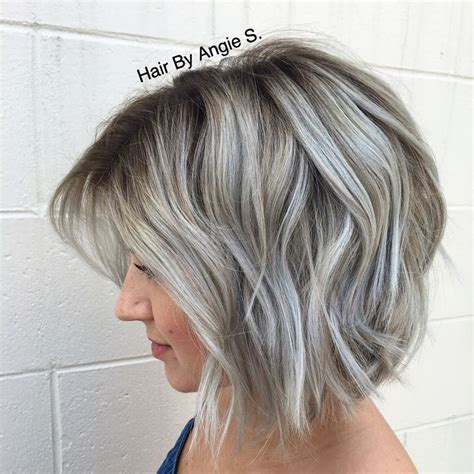 best 25 gray hair highlights ideas on pinterest grey pictures balayage and grey coverage women black