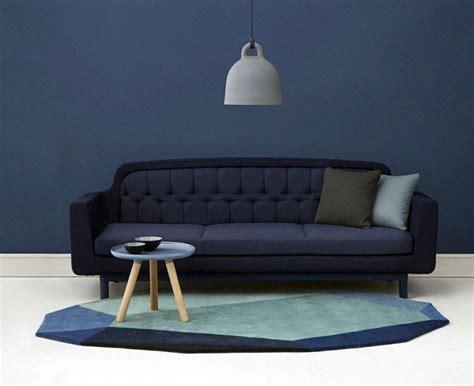 nordic design sofa modern form sofa interiorzine