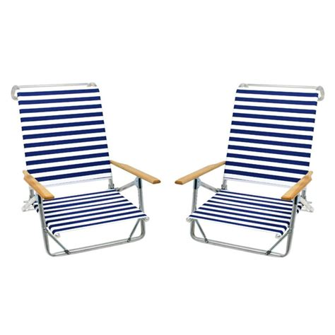 beach armchair telescope 741 original mini sun chaise beach chairs set