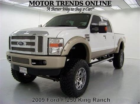 how to sell used cars 2009 ford f series auto manual buy used 4x4 king ranch navigation diesel lift rearcam htd seats 2009 ford f250 f 250 84k in