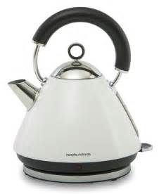 accents white traditional kettle electric kettles