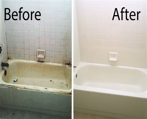 how to refinish a porcelain lovely shower refinish pictures inspiration bathtub for