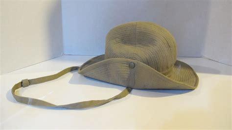 Banana Republic Gift Card Uk - vintage banana republic safari bushman s hat one side snap australian style ebay