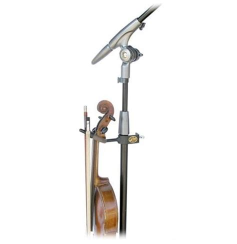 Instruments Used In Swing String Mic Stand Violin Hanger Shar Sharmusic