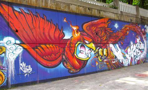 graffiti wall graffiti street art movement