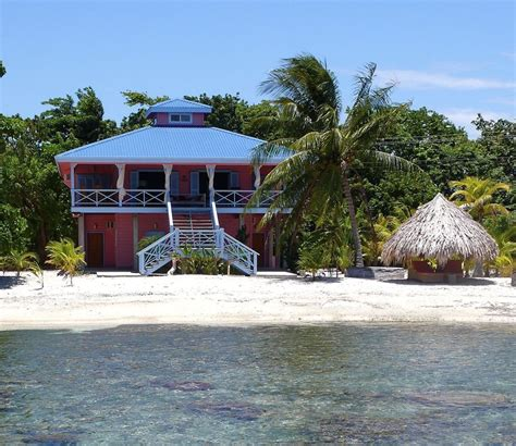 the coral house the coral house on treasure beach utila vrbo