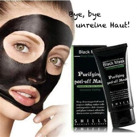 Shills Black Mask Cleansing 100 Original 1 100 layers of black mask fail