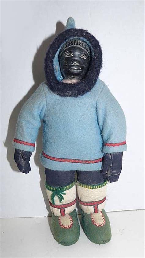 indien eskimo doll 67 best inuit eskimo dolls images on alaska