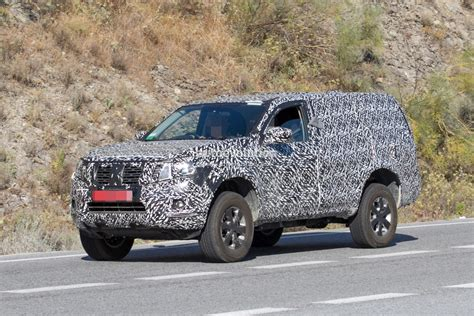 2019 Nissan Pathfinder by Next 2019 Nissan Pathfinder Spied Shows Radical Front