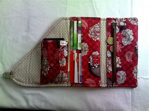pattern wallet diy wallet cell and card wallet pattern free my