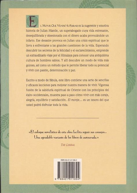 descargar libro e el viaje a la felicidad las nuevas claves cientificas para leer ahora el monje que vendi 243 su ferrari robin s sharma grijalbo 169 90 en mercado libre