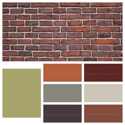 best paint colors to pair with brick walls colors that go with brick and rust search interior exterior painting for house