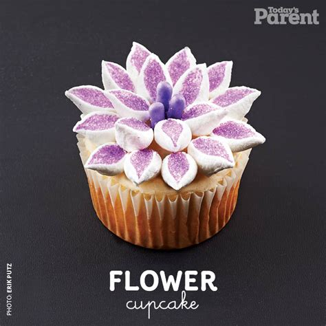 Decorating Ideas Cupcakes Cupcake Decorating Ideas Flower How To