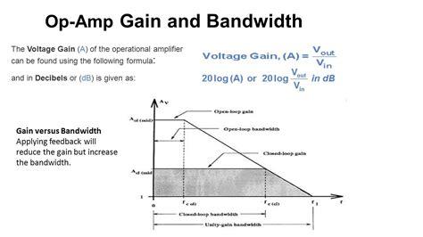 integrator op ti op integrator gain bandwidth 28 images op gain bandwidth product class 2 the fundamentals