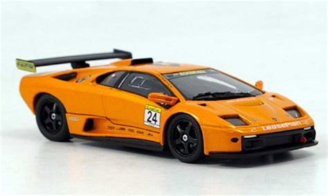 lamborghini diablo orange lamborghini diablo gtr orange kyosho diecast model car 1