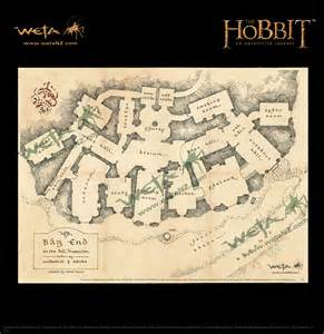 hobbit home floor plans key to erebor heirs of durin