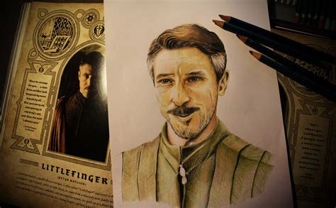 petyr baelish lord protector of the vale by gutter1333 on