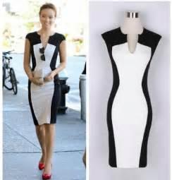 1000 ideias sobre vestido preto e branco no pinterest