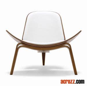 china replica designer furniture ch07 shell chair china