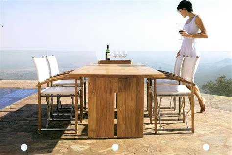 gt summit outdoor teak furniture walters nyc