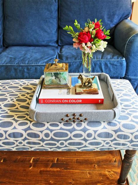 living room tray 15 designer tips for styling your coffee table hgtv