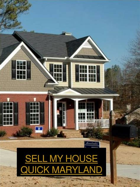 we buy houses maryland ppt we buy houses maryland powerpoint presentation id 7490106