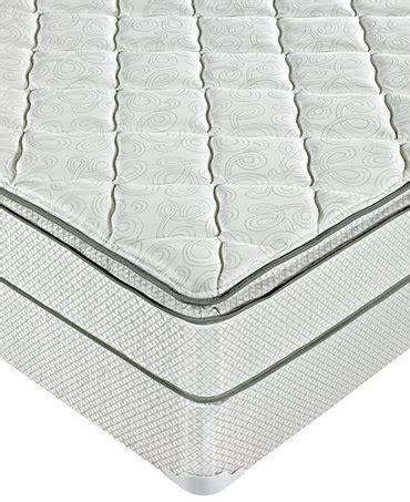 Mattress Macys by Macybed Select Plush Pillowtop Mattress Set