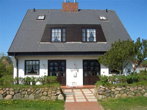 Wohnung Haus by Ferienwohnung Haus Oland Wohnung 7 Sylt Firma Sylter