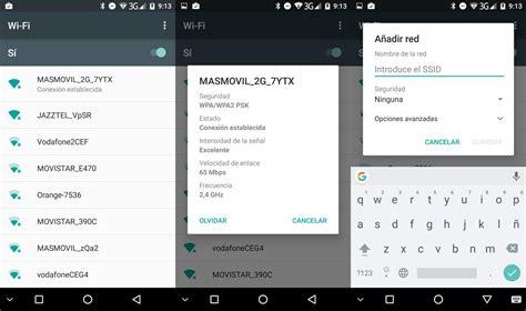 imagenes guardadas twitter android c 243 mo mostrar las contrase 241 as wifi guardadas en android
