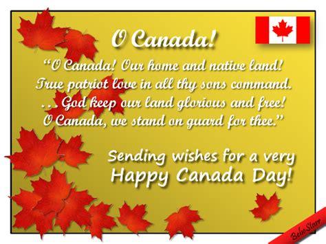 Canada Day Ecards