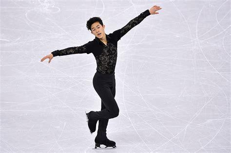 figure skater nathan chen on going for olympic gold i ve