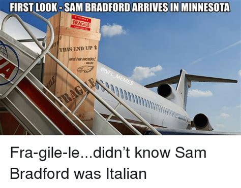 Sam Bradford Memes - search graphs memes on me me