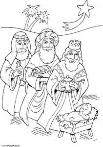 Nativity scene animals coloring pages christmas nativity scene