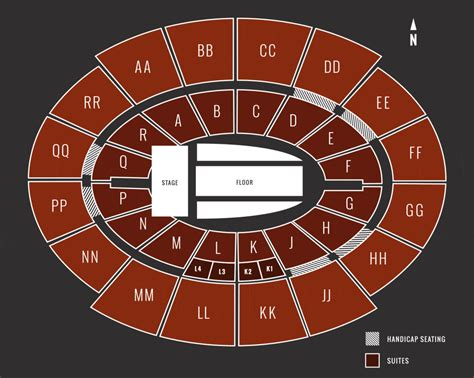 mabee center seating seating charts mabee center official