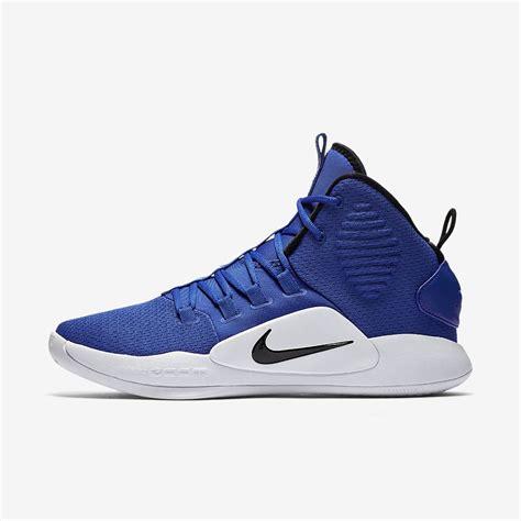 Blue Tb nike hyperdunk x tb basketball shoe nike