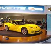 Muscle Cars Corvette