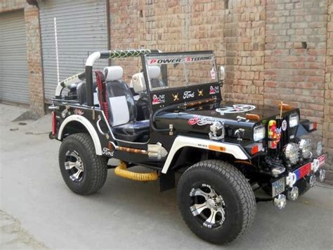 open jeep modified dabwali modified open jeeps of india