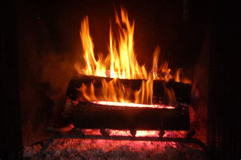 Roaring Fireplace by Fireplaces Provide Benefits Far Beyond Warmth Roadkill