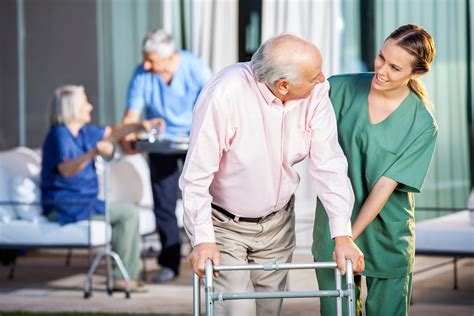 what to look for with nursing home accessibility
