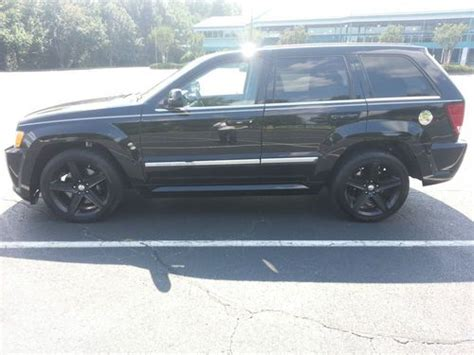 2006 Jeep Grand Fuel Economy Find Used 2006 Jeep Grand Srt8 Sport Utility 4