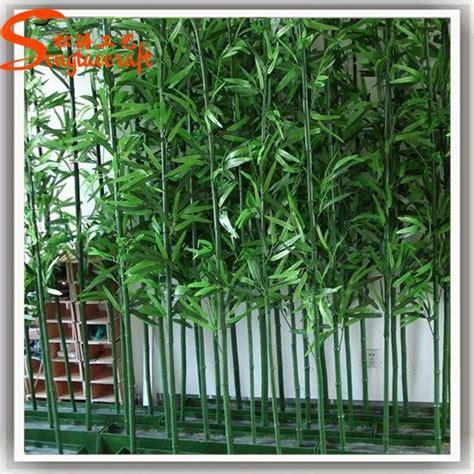 cina produsen pabrik besar murah bambu buatan tanaman hias